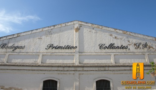 Weinkeller Primitivo Collantes