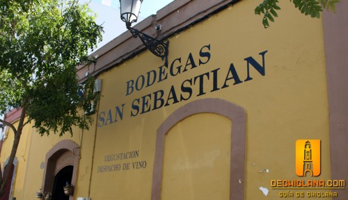 Bodegas San Sebastian