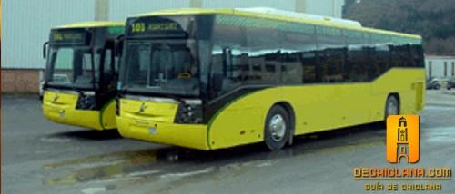 Autobus Chiclana