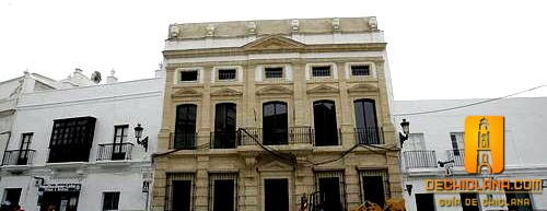 Casa Briones: Monumento en Chiclana