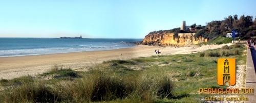 Strande Chiclana: Strand von La Barrosa