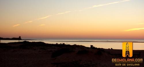 Strand von Sancti Petri
