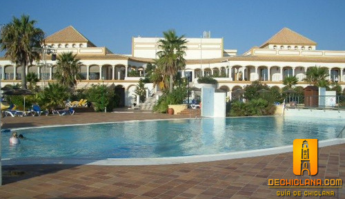 Hotel Aldiana Andalusien. Novo Sancti Petri. Chiclana
