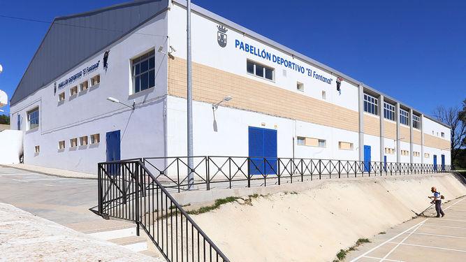 Pabellón deportivo El Fontanal