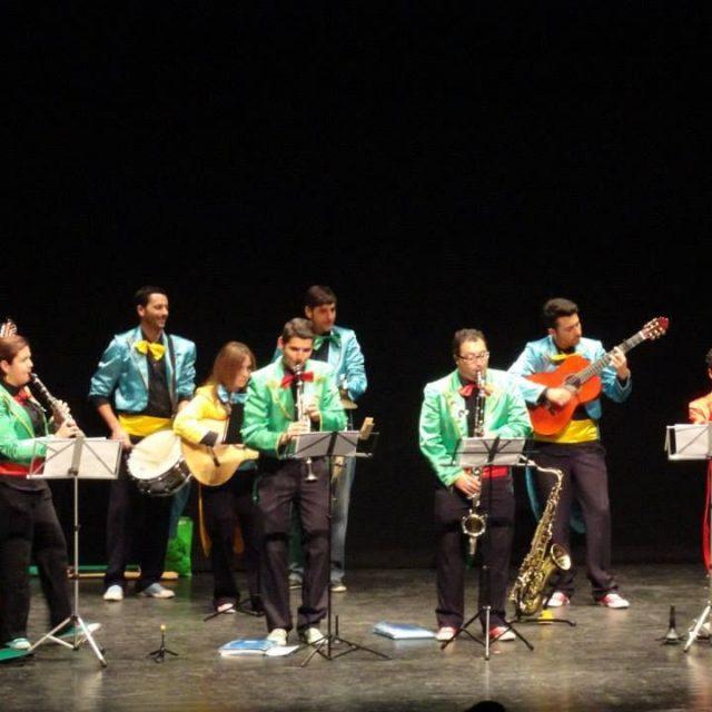 Concierto de la Orquesta Caballati