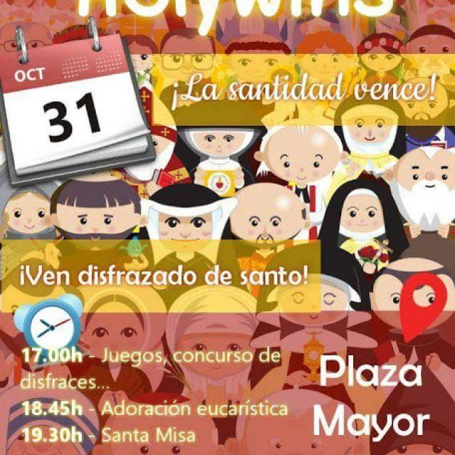 """""""Holywins"""" en Chiclana"""
