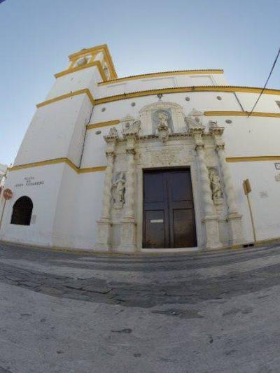 Portada de la Iglesia, Chiclana
