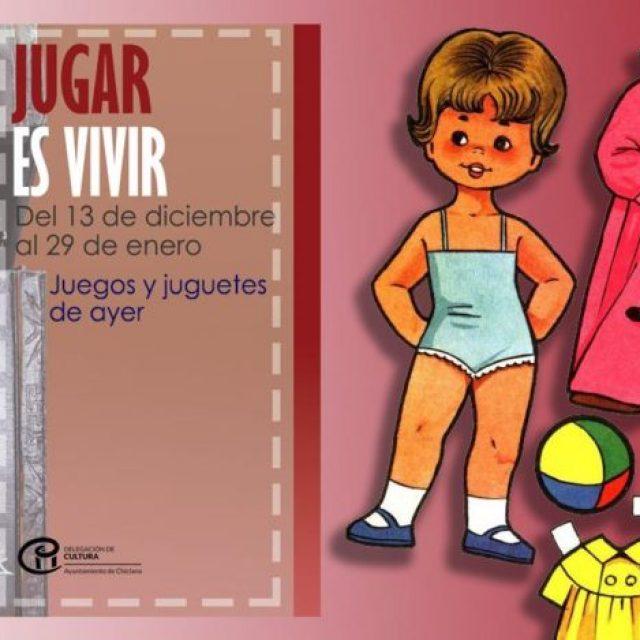 """Exposición """"Jugar es Vivir"""""""
