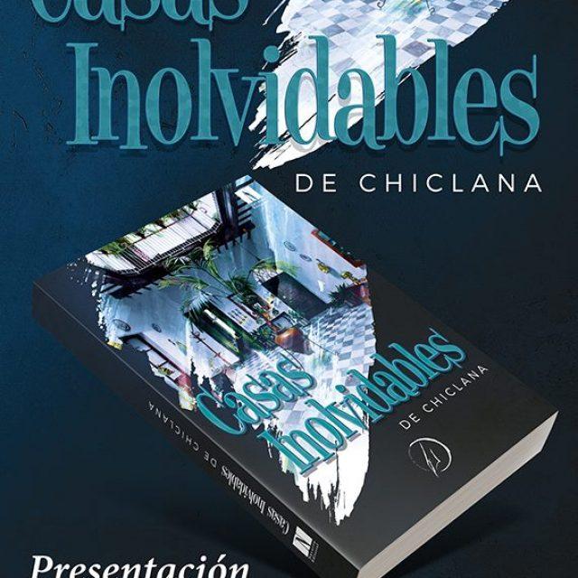 """Presentación del libro """"Casas inolvidables de Chiclana"""""""
