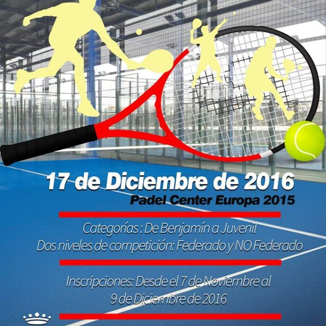 I Torneo de Tenis&Pádel Escolar