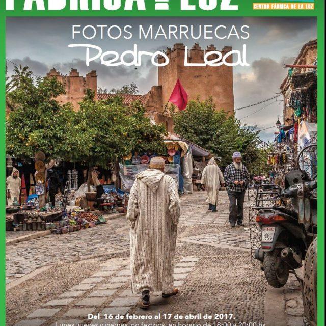 """Exposición """"Fotos Marruecas"""" de Pedro Leal"""