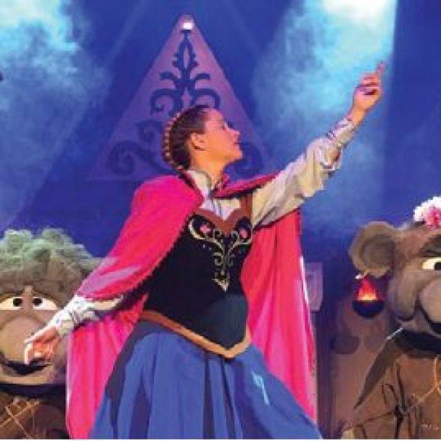"Teatro Musical ""La Reina de las Nieves"""