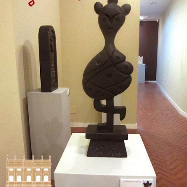 """Exposición """"El retorno del fenicio"""""""