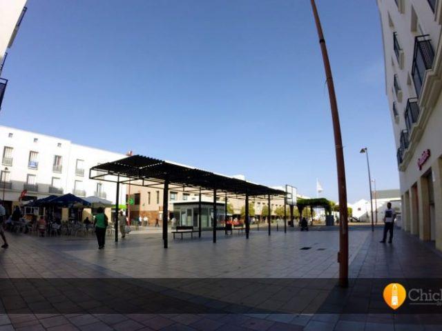 Plaza de las Bodegas