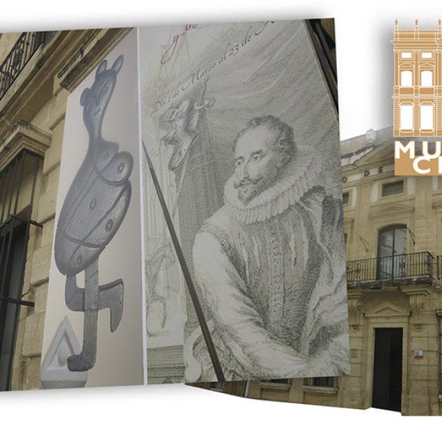 Exposición temporal 'Cervantes, las armas y las letras'