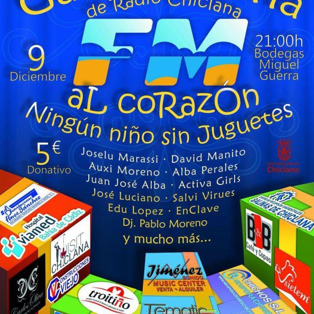 I Gala Solidaria Radio Chiclana
