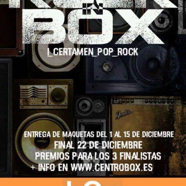 """I edición del """"Rock in Box"""""""