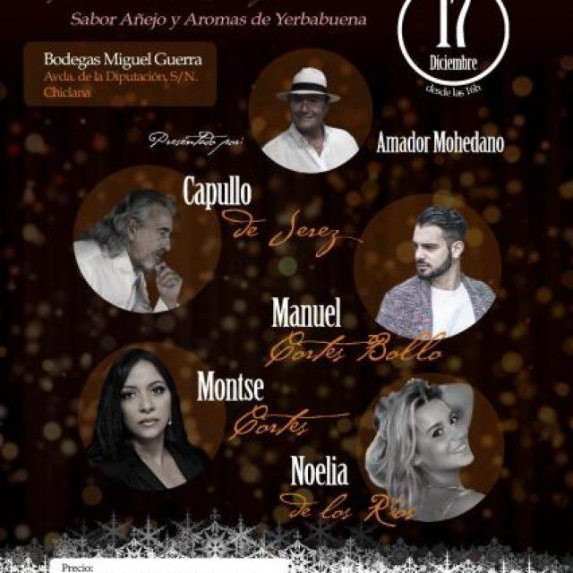 Zambomba y Festival Flamenco por Navidad