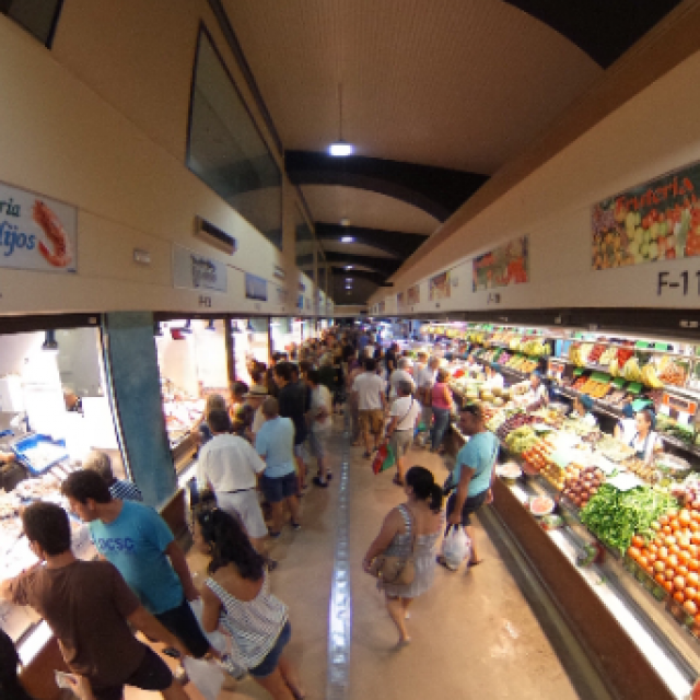 Campaña de Reyes en el Mercado
