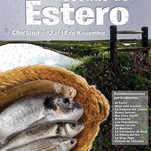 I Semana del Pescado de Estero en Chiclana