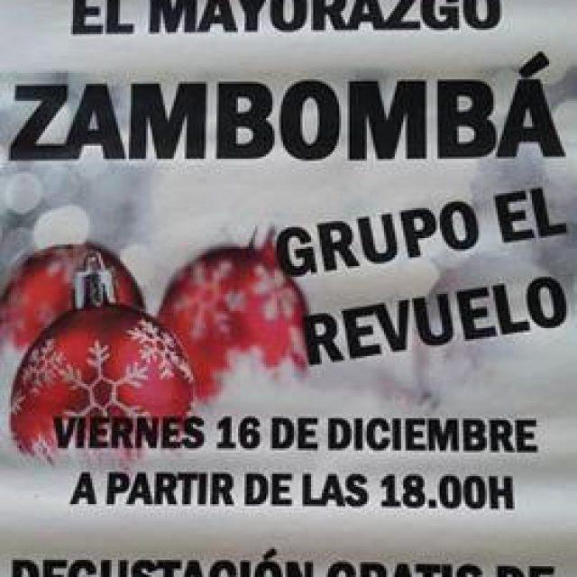 Zambomba AAVV El Mayorazgo