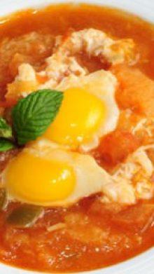 Sopa de tomate de La Janda