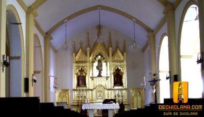 Ermita de San Sebastián (Interior)