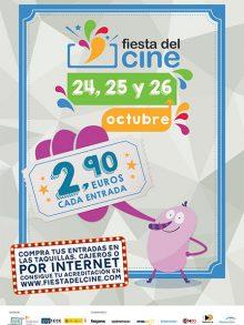 La Fiesta del Cine vuelve a Chiclana