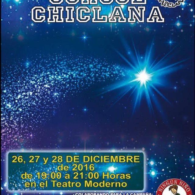 VIII Gala Benéfica Dance School Chiclana