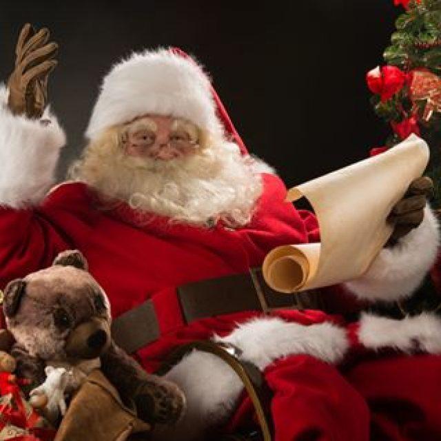 Papá Noel en Chiclana