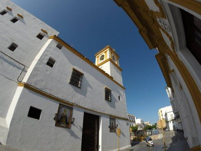 Puerta de entrada al Convento Jesus Nazareno