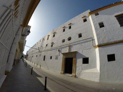 Convento Jesus Nazareno, Chiclana