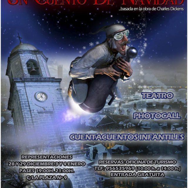 """Teatro: """"Un Cuento de Navidad"""""""