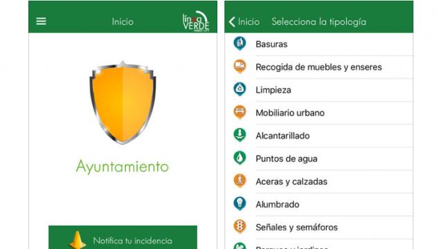 La App Línea Verde ha recibido 170 consultas en el último trimestre