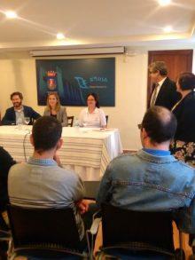 Los alumnos de la Asociación 'La Fundación' inician sus prácticas en el hotel Fuentemar