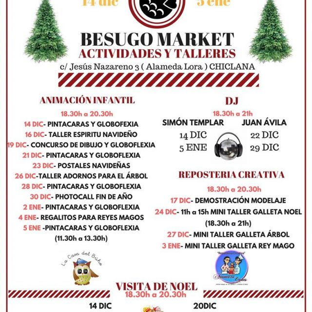 Besugo Market 2016