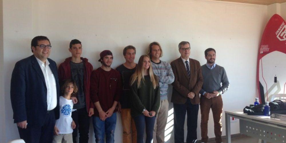 La Barrosa acogerá dos pruebas del Circuito Andaluz de Surf