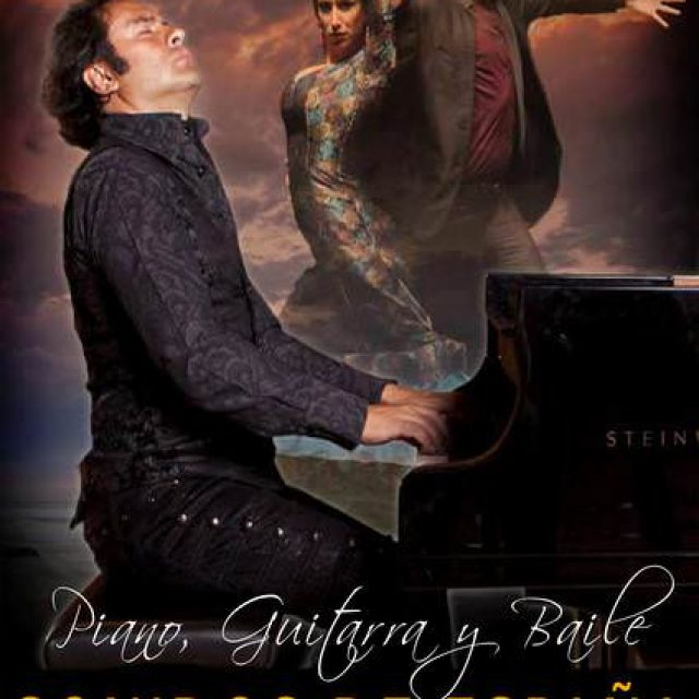 Espectáculo «Sonidos de España» del pianista Manolo Carrasco