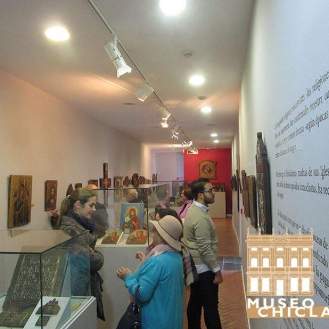 Exposición «Iconos, trípticos y retablos»