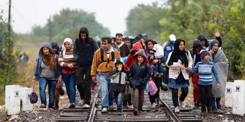 Charla sobre los refugiados sirios