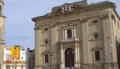 Iglesia de San Juan Bautista (Iglesia Mayor) Chiclana