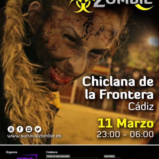 Survival Zombie Chiclana 2017