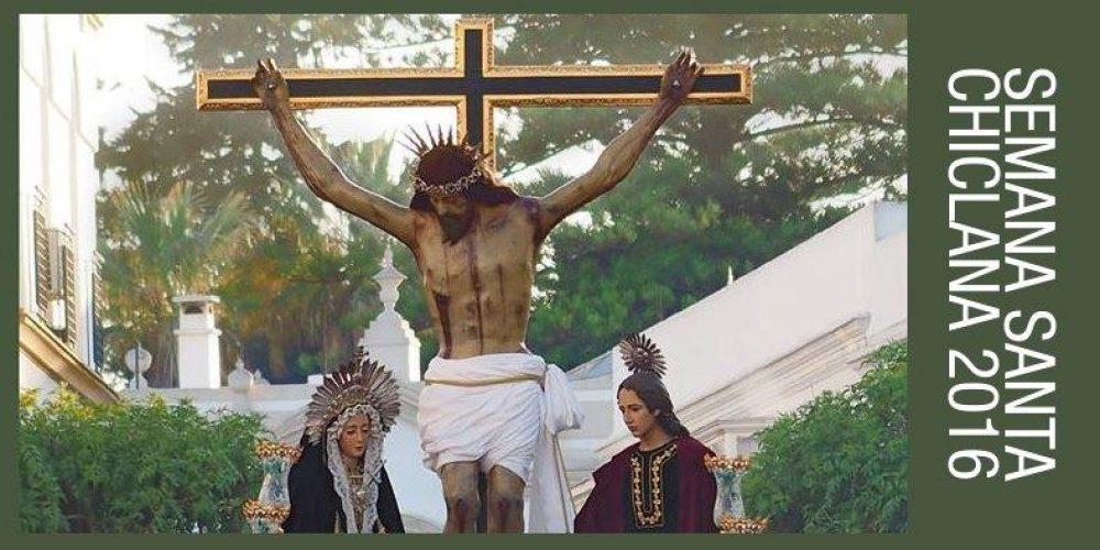 Semana Santa Chiclana 2016. Recorridos e Itinerarios