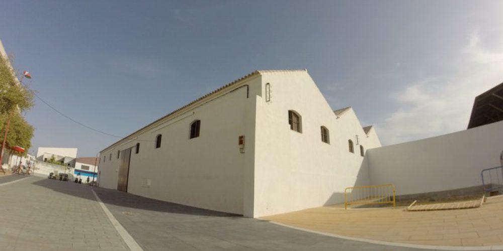 Comienza la tercera fase de las obras del Museo del Vino y de la Sal