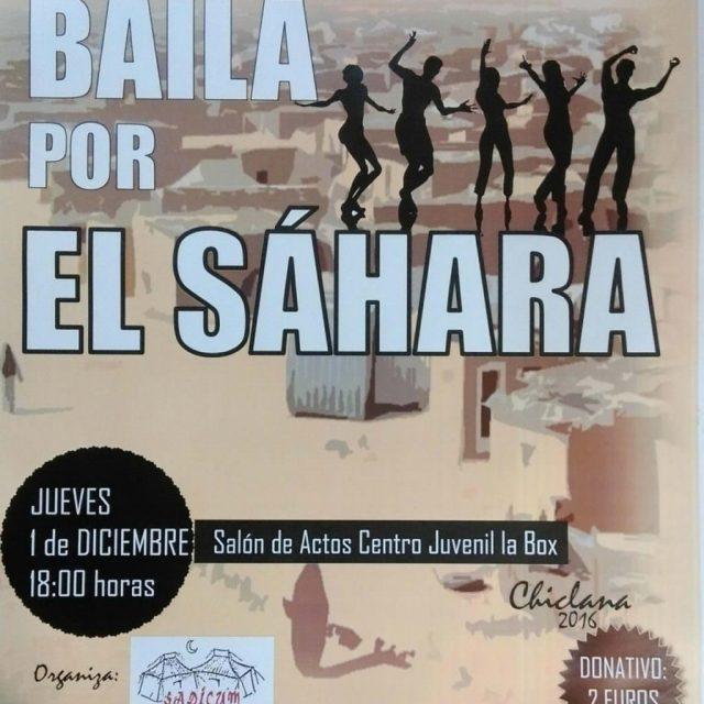 Chiclana Baila por el Sáhara 2016