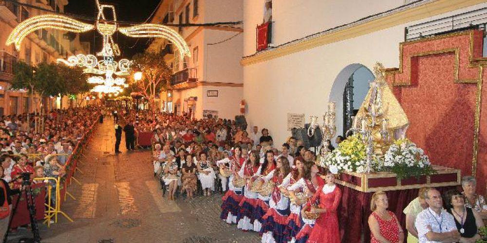 Fiestas en honor de Nuestra Señora de los Remedios