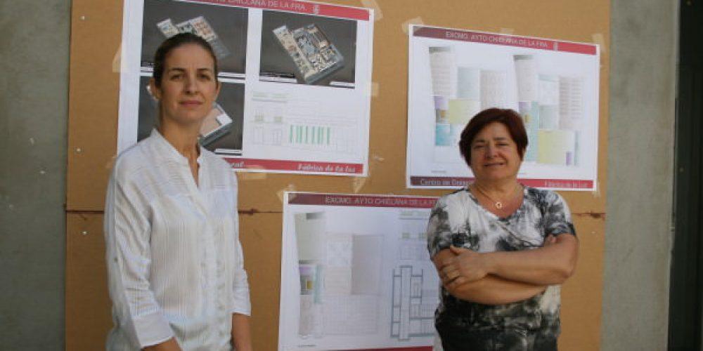 Fomento busca 200.000 euros para acabar el edificio 'Fábrica de la Luz'