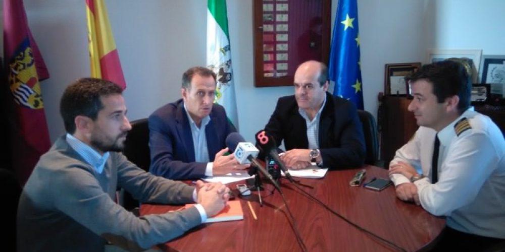 El alcalde se reúne con el Consorcio de Bomberos