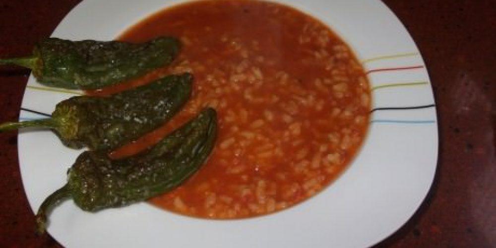 Arroz con Tomate