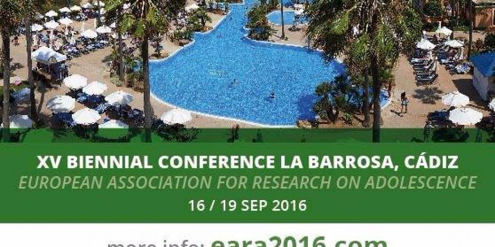 Congreso de la Asociación Europea para la Investigación sobre la Adolescencia
